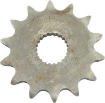 PBR pinion wheel steel, 14/520 - Aprilia, 125 Pegaso, 125 RX, 125 Tuareg, 125 Tuono