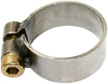 Ducati Exhaust clamp - 400, 600, 750, 900 Monster, 800, 900, 1000 SS, SL, ST2, ST3, S...