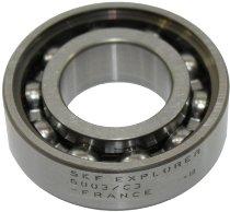 Ducati Bearing crank shaft stump, alternator cover... - 400-900 SS, Monster, 851, 888, ST2, Paso...