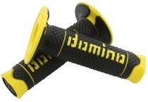 Tommaselli Griffgummisatz DSH Enduro, 120 mm, Black/Yellow