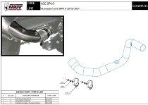 MIVV heat shield mounting kit for the original sheet metal - BMW G 310 GS