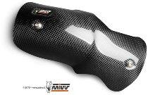 MIVV carbon heatshield, carbon, - BMW S 1000 R