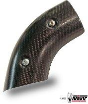 MIVV heatshield, carbon, - Moto Guzzi V85 TT