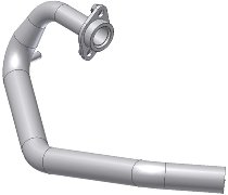MIVV No-kat pipe front, stainless steel, without homologation - Yamaha 125 WR