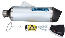 Arrow Endschalldämpfer Race-Tech Aluminium mit EG-ABE - Husqvarna 701 Enduro / Supermoto