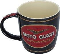 Moto Guzzi Cup / Mug red-black 8,5x9 cm, 330ml
