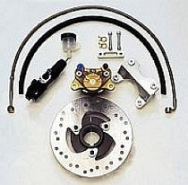Kart Bremsk.100ccm BRM/CRG/DFM 40mm Achse