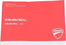 Ducati FHB DIAVEL ABS GB/SP/FR/