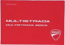 Ducati O.M.MTS1200 S IT/GB/FR/DE MY16