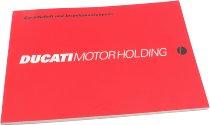 Ducati Garantie-u.Wartungsheft