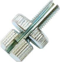 Tommaselli adjusting screw / lock nut M7