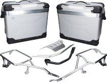 Ducati Seitenkoffer-Set Aluminium MTS950
