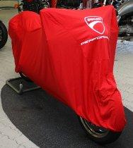 Ducati Motorcycle tarpaulin, red - for many Ducatis