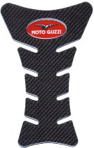 Moto Guzzi Tank pad carbon