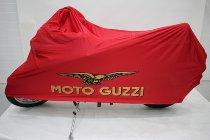 Moto Guzzi motorcycle tarpaulin ´California´, red - 1100 California