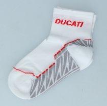 Ducati Tech socks `Comfort`, white, 35-38 NML