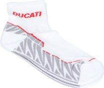 Ducati Tech socks `Comfort`, white Sizes 39-42 NML