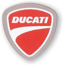 Ducati Patch, 5,8 x 6,1cm