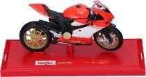 Ducati Modell 1:18 SUPERLEGGERA