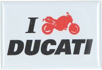 Ducati I MOTO DUCATI MAGNET NML