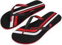 Ducati Corse Flip-Flops `DC Stripe`