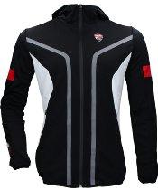 Ducati Corse Power Sweatshirt ladies, black, L