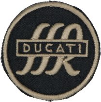 Ducati Patch SSR, 55mm