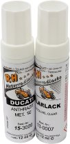 Ducati Paint stick-kit anthracite metallic from 1992