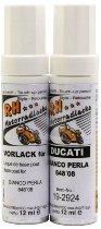 Ducati kit de tubos de pintura blanco perla - 848