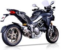 QD Auspuff ´GunShot 60´ Serie Racing, Titan - Ducati 1260 Multistrada ab 2017