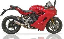 QD Auspuff 2-1 ´Gunshot´ Serie, Titan, Racing - Ducati 939, S Supersport