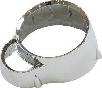Aprilia Instrument frame, chrome - 50/125/150 Mojito