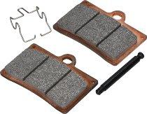 Aprilia brake pad (pair) SBS SI 90 HH 125 RS / Replica / Tuono