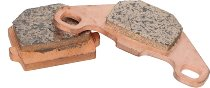 Aprilia brake pad (pair) SBS SI 80 GG 125 RS / Replica / Tuono