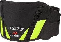 Büse Outlast kidney belt, black/neon yellow 2XL