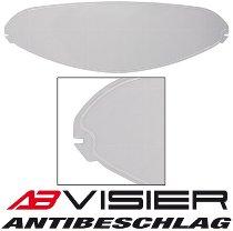 Anti fog innervisor clear for different Rocc helmet