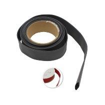Schrumpfschlauch 25,4mm Meterware, div. Farben