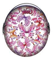 Grex G1.1 Artwork Butterfly Jethelm