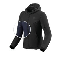 Revit Afterburn H2O Damen Textiljacke