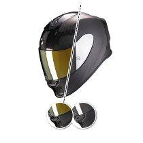 Scorpion EXO-R1 Carbon Air Solid Integralhelm