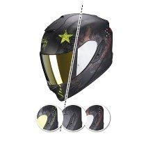 Scorpion EXO-1400 Air Asio Integralhelm