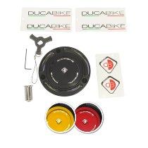 Ducabike Tankdeckel - Ducati 748 - 998 / 848 - 1198 / SS / ST / Monste