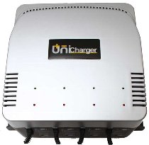 Multicharger 4, 2x12V 4AH, Automatic Charger 9 Stage