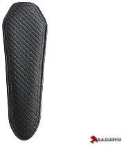 Luimoto Fuel tank Leaf, black/red - Ducati Panigale 1299