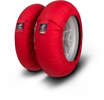 Capit tire warmer ´Suprema Spina´ - 300 Series - rot