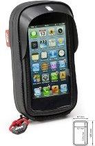 GIVI I-Phone 5-5S Smartphone Tasche mit Sonnenschutz mit Spiegel-Halterung