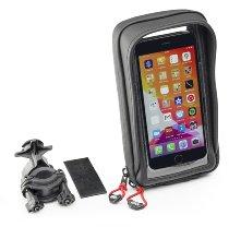 GIVI Smartphone-Tasche, kompatibel mit Roller, Motorrad und Fahrrad