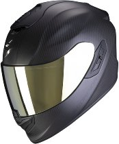Scorpion EXO-1400 Carbon Air Solid Integralhelm