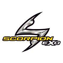 Scorpion ADX-1 Anima helmet peak matt black/red
