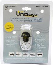 Unibat Unicharger 12V 1Ah, Automatic Charger 9 Stage